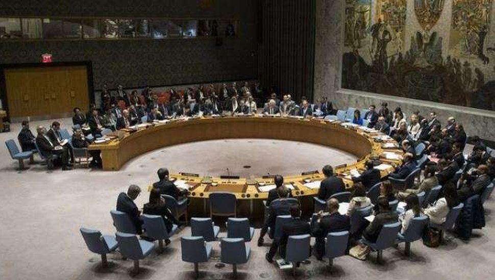 Reunión urgente del Consejo de Seguridad