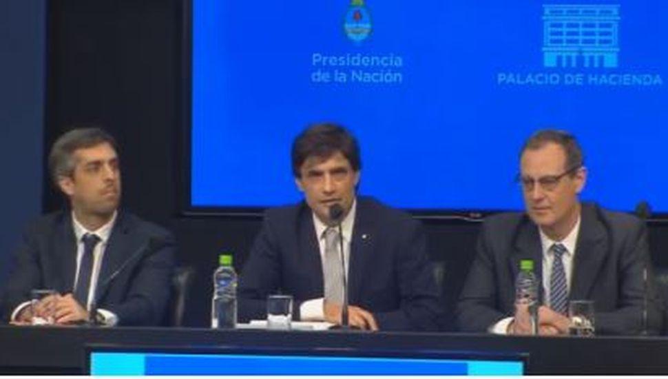 """Hernán Lacunza: """"Tenemos sobrados elementos para salir adelante"""""""