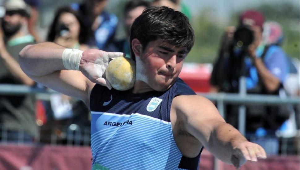 Nuevas medallas doradas para Argentina en lanzamiento de bala y básquet 3x3