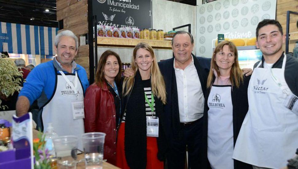 """La Expo Queso presente en """"el gran mercado argentino"""", de la mano de productores locales"""