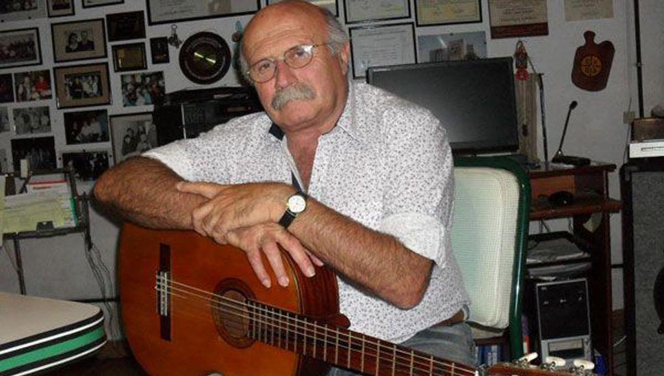 El recordado Tero Ghioni.