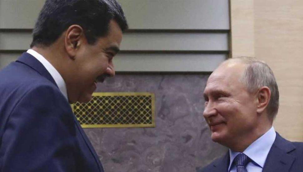 Rusia retiró a la mayoría de sus militares de Venezuela