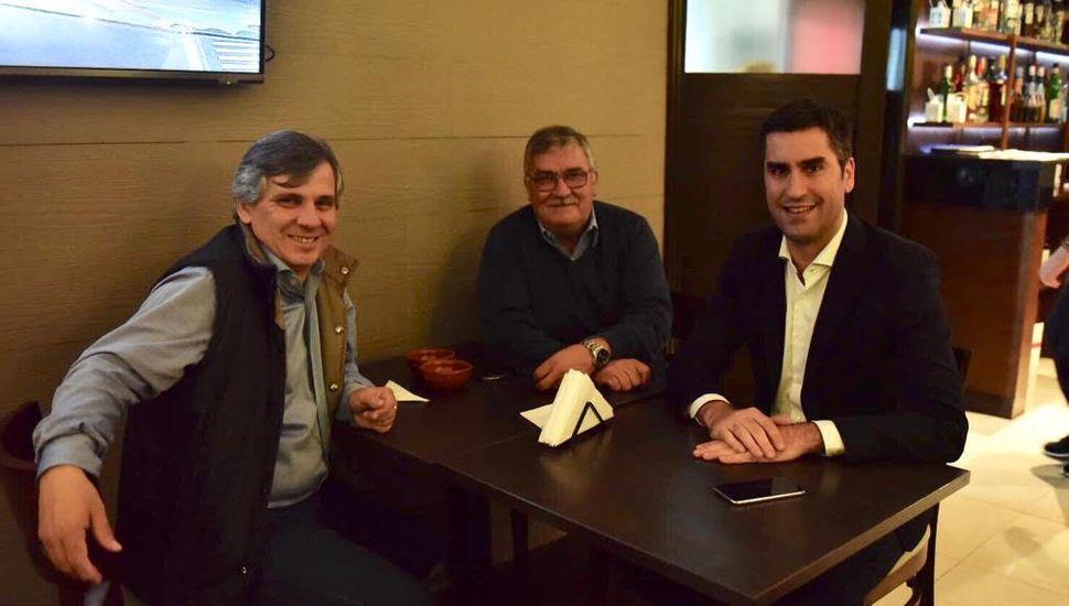 Vicente Gatica apoya el presupuesto de Vidal