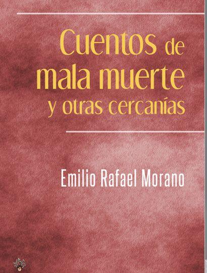 Tapa del libro de Emilio Morano.
