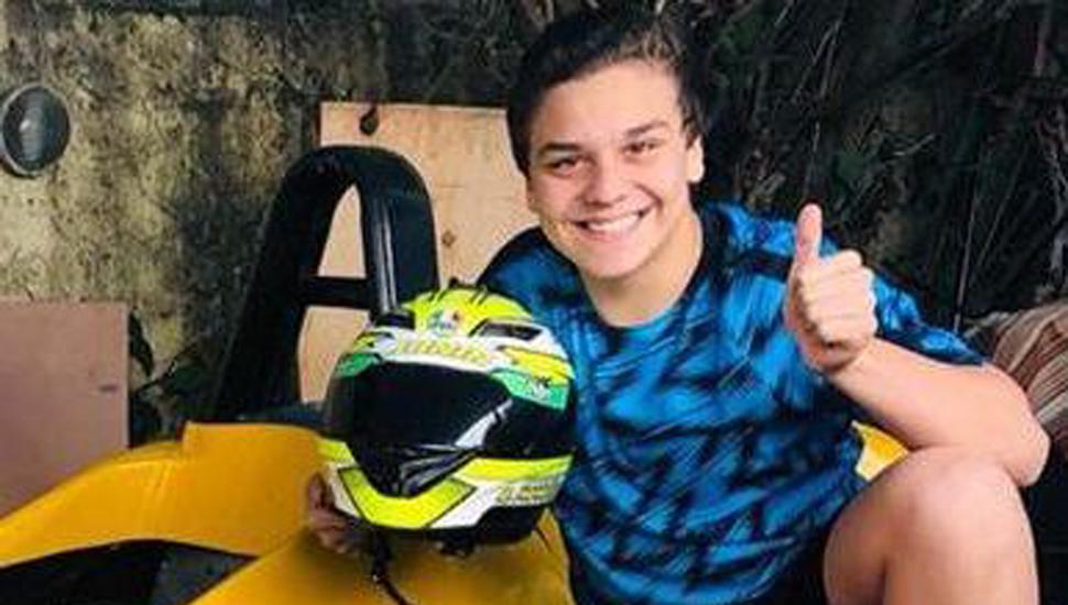Francisco Rodríguez Papaleo, ascendente piloto juninense que será agasajado el 15 de noviembre.