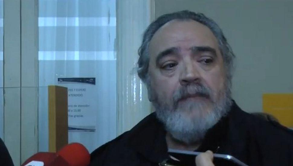 Horacio Calarco - ATE