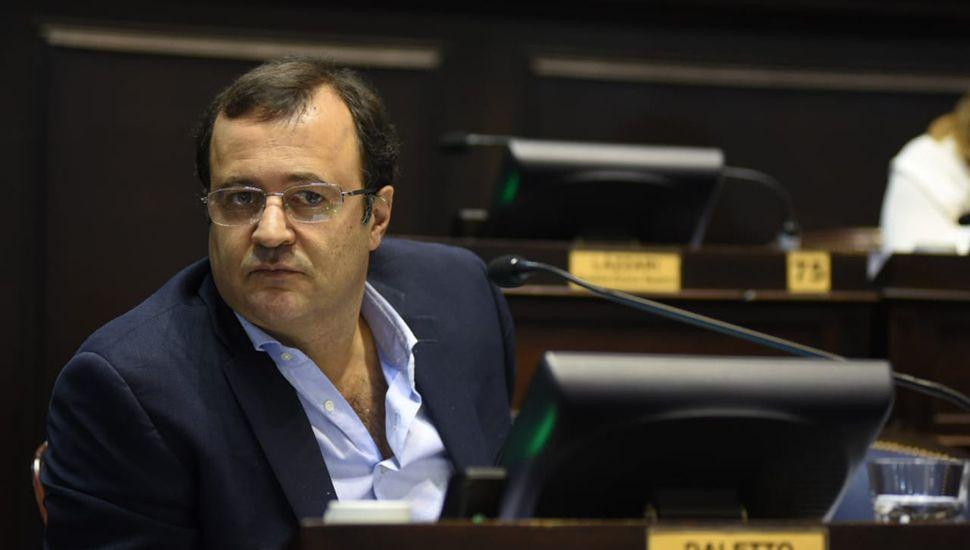 Marcelo Daletto (Cambiemos).