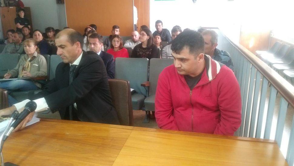 Once años de prisión para Heber Martínez, culpable de matar a Carlos Rodríguez