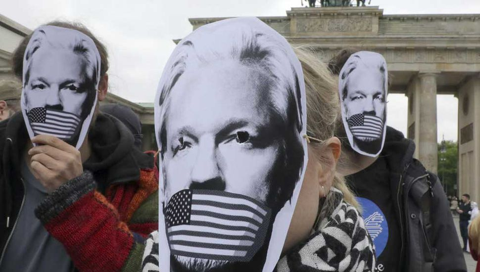 Assange niega su consentimiento  a ser extraditado a Estados Unidos