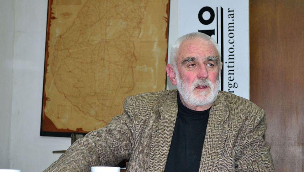 Murió el periodista y escritor  argentino Andrew Graham-Yooll