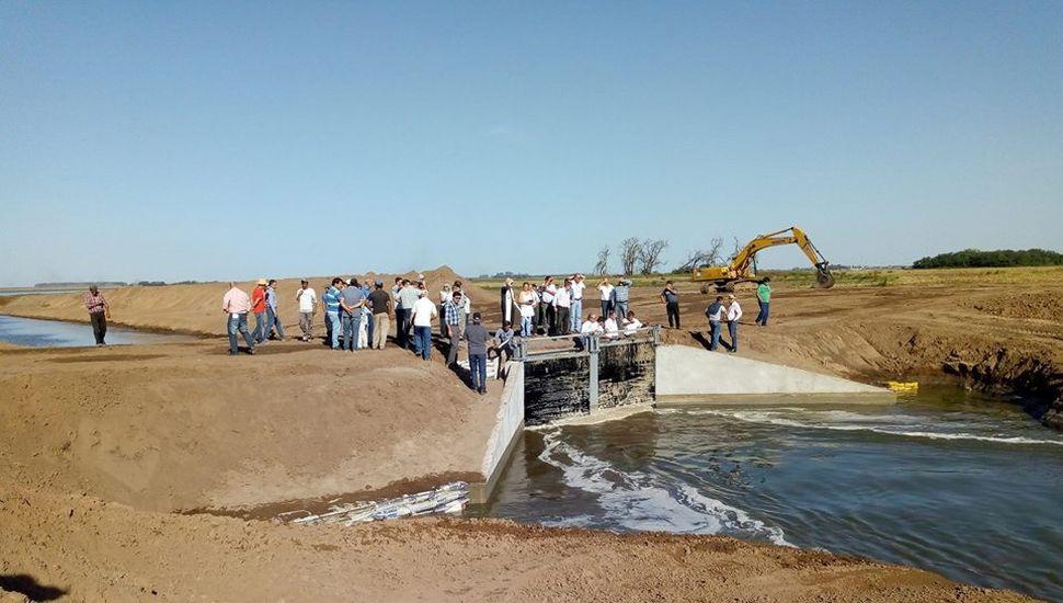 Exigen a Santa Fe que presente los estudios de impacto en la Región del nuevo canal de La Picasa