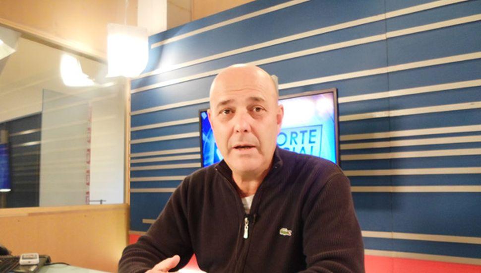 Gustavo Traverso, concejal por el FpV de Junín.