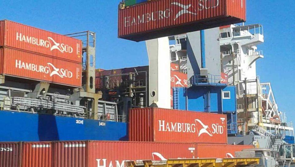 Intercambio comercial de febrero con superávit de USD 460 millones
