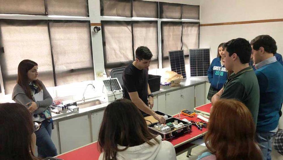 """El Ministerio de Ciencia, Tecnología e Innovación lanzó el """"Proyecto #35""""."""