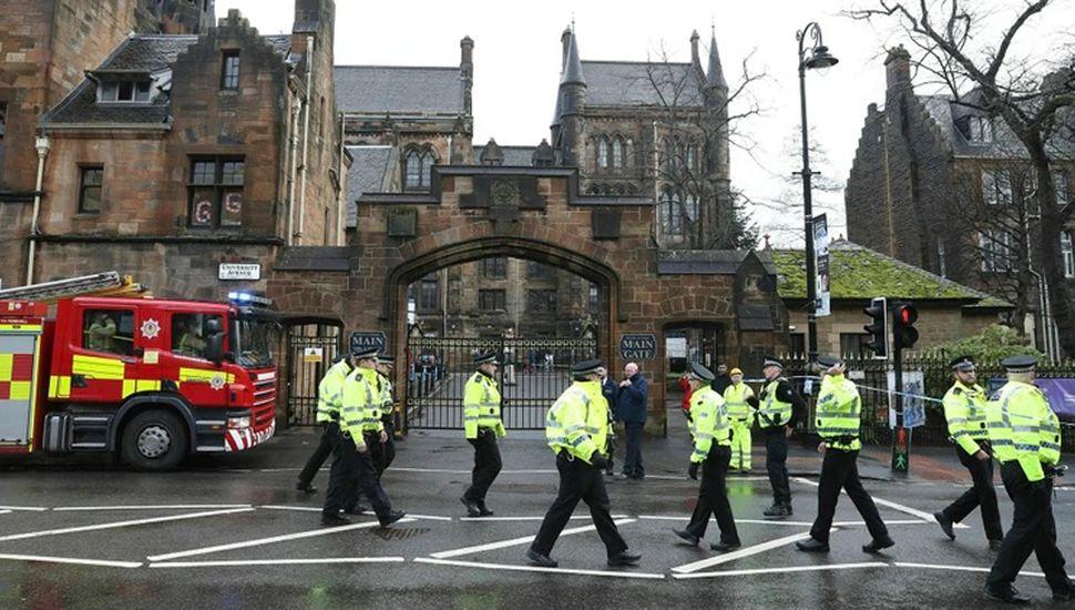 Nuevo alerta en Reino Unido por paquetes sospechosos