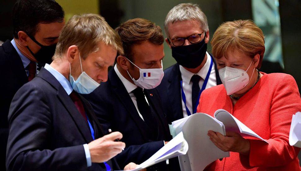 Pacto histórico para superar la crisis en la Unión Europea