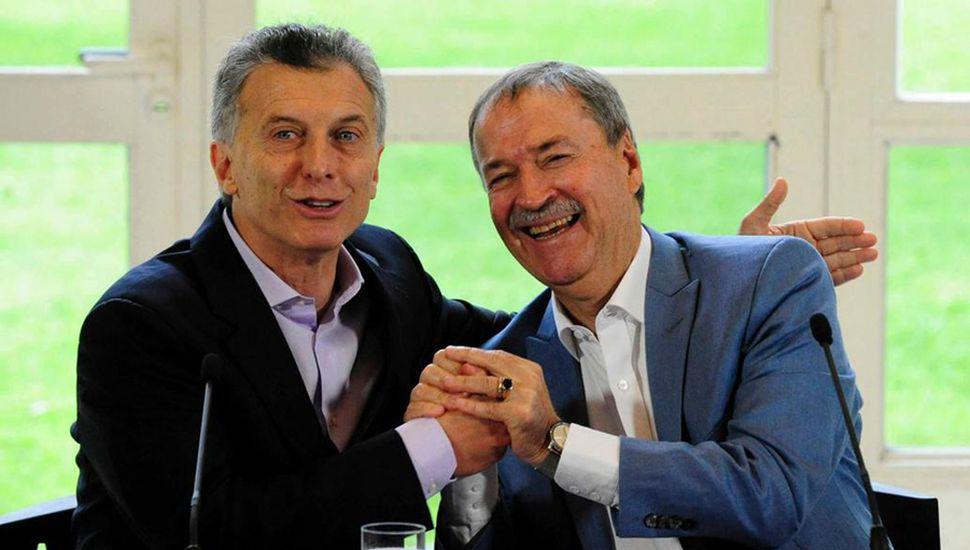 Macri recibe a Schiaretti, que se alejó de Fernández