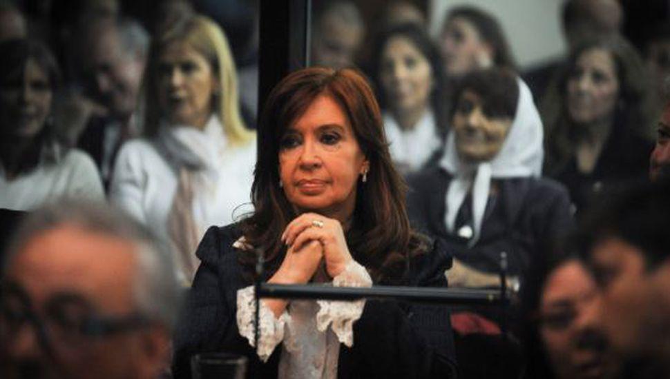 Empezó el primer juicio oral a Cristina Kirchner por corrupción