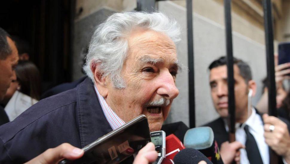 """Exabrupto de """"Pepe"""" Mujica contra los argentinos que tienta Uruguay"""