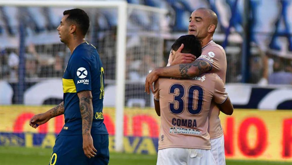 Tras el triunfo ante Boca, Gimnasia visita hoy a Belgrano.