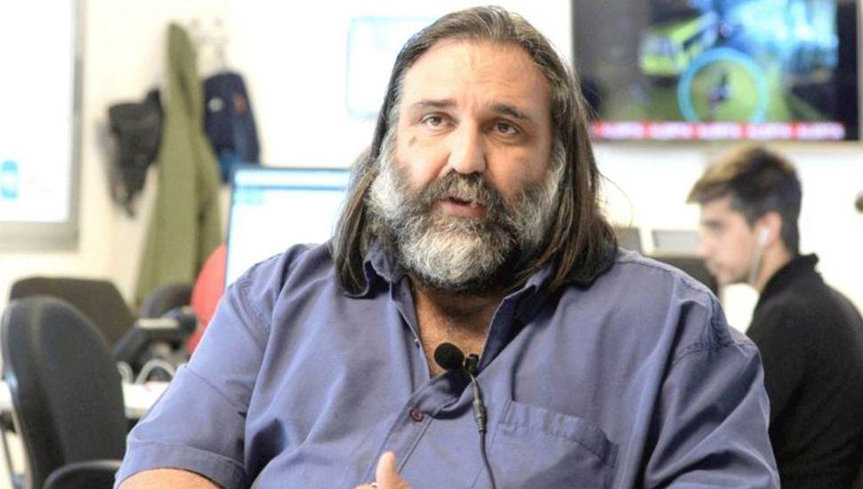 Roberto Baradel.