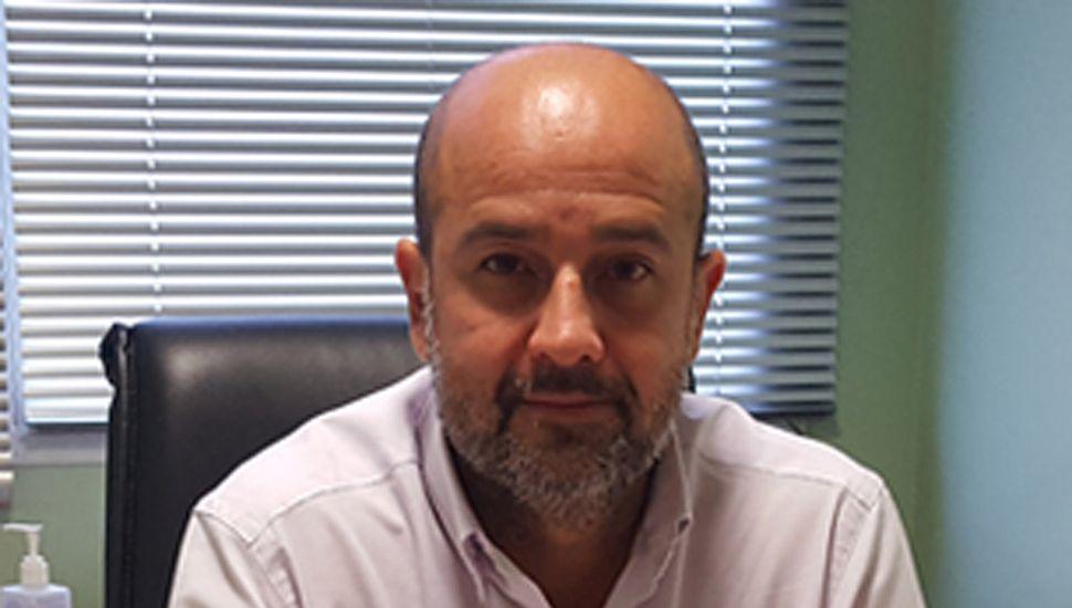 Pablo Torres, director de Empresa Grupo Junín.