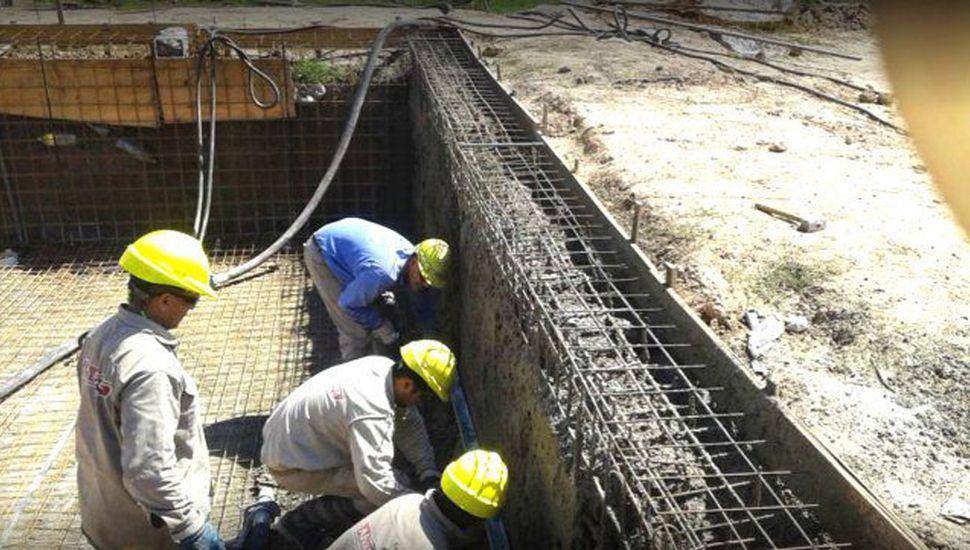 Construcción de piletas