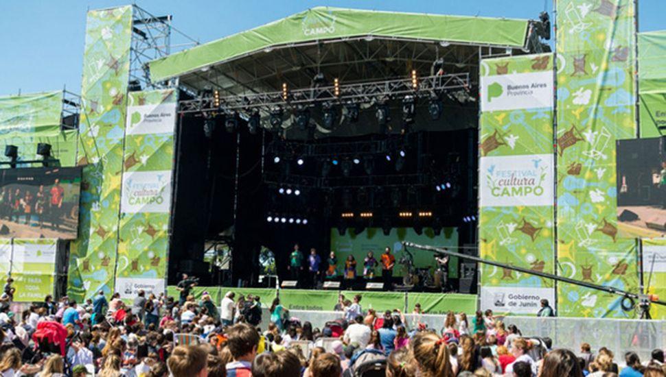 El festival será el 27, 28 y 29 de septiembre en la SRJ.
