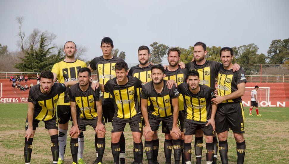 Primera división de River Plate de Junín.