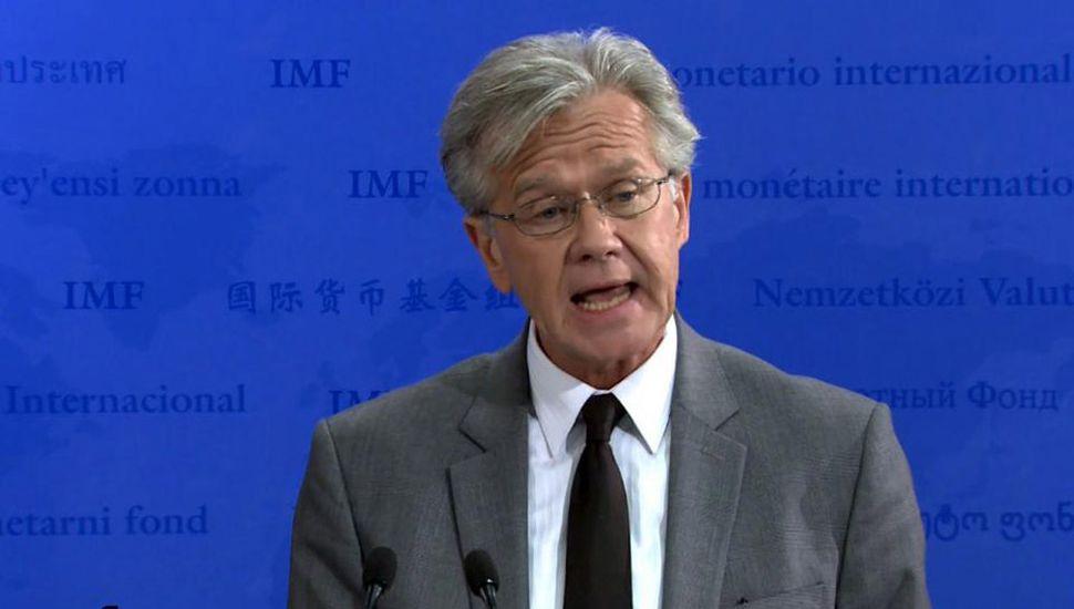 """FMI: """"Aún no hemos comenzado un nuevo programa con la Argentina"""""""