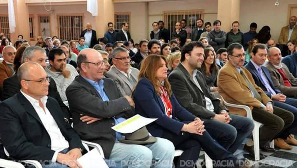 Primer encuentro regional de Desarrollo Social