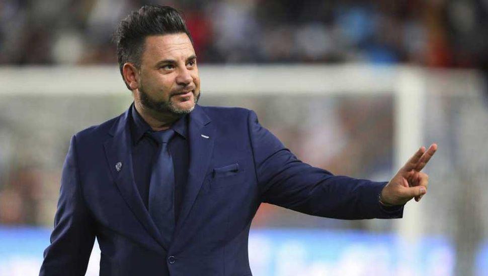 "El ""Turco"" Antonio Mohamed,  a un paso de volver a Huracán"