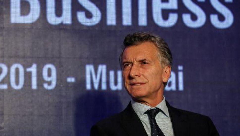 """Mauricio Macri: """"Estamos ante la oportunidad de declarar qué clase de personas somos"""""""