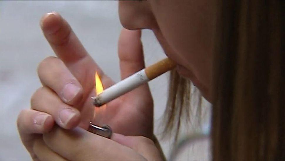 El 21,8 % de la población adulta está expuesta al humo de tabaco ajeno en los lugares de trabajo.