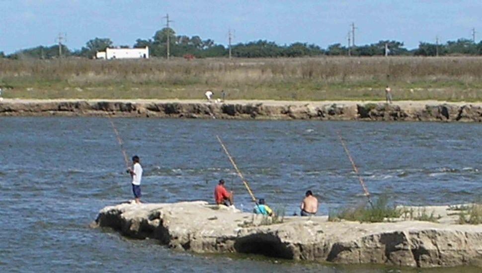 Este fin de semana se podrá pescar.