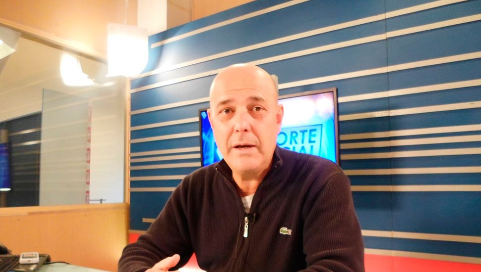 Gustavo Traverso entrevista