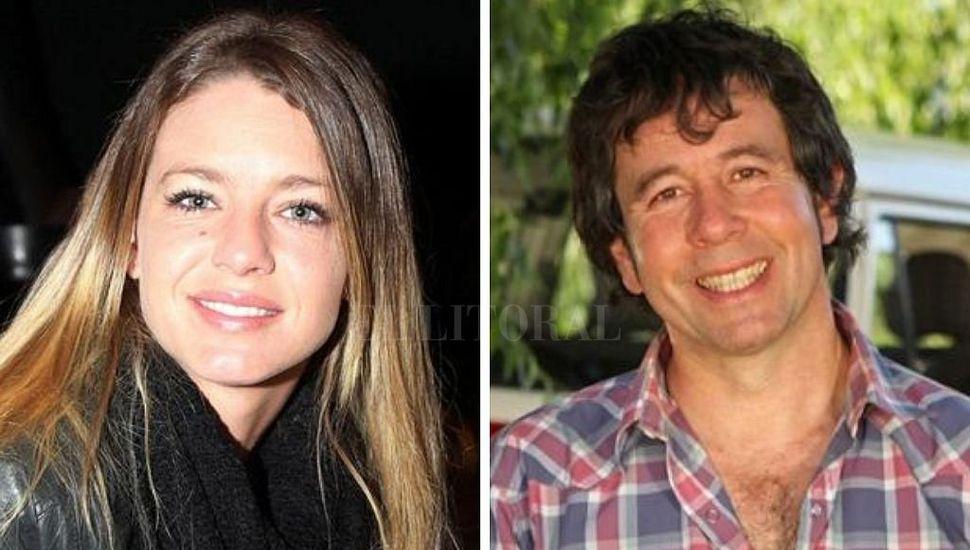 Geraldine Neumann denunció por  acoso a un conocido chef de la TV