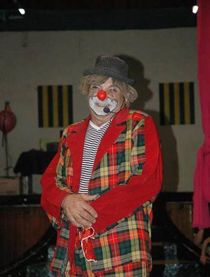 """Carlos Alberto Brighenti le dio vida al payaso """"Papelito"""" y fue artífice de un circo muy especial. (Foto: película """"Papelito"""")."""