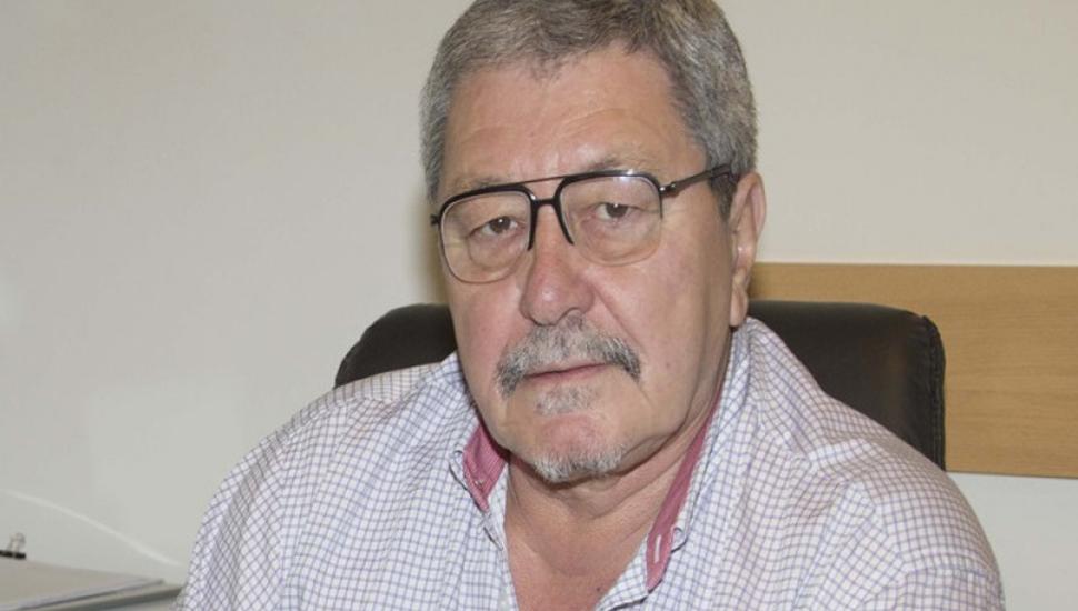 Abel Bueno, secretario general de la Seccional Junín de Asociación Bancaria.