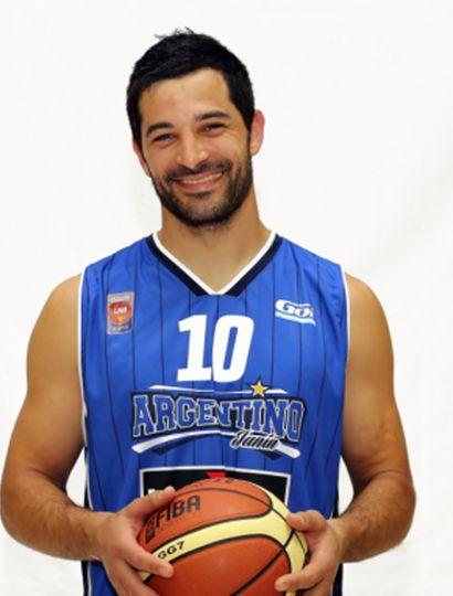 Juan Cangelosi.