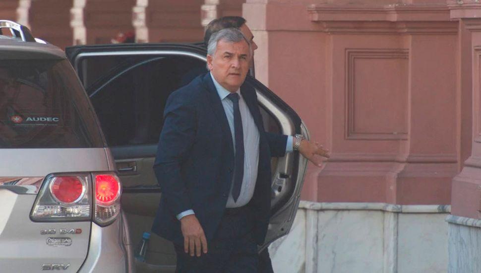 Morales no cree que el Gobierno impulse la intervención federal a la Justicia jujeña