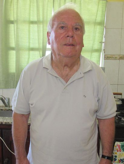 Abel De Blasi: Un ciclista de antaño