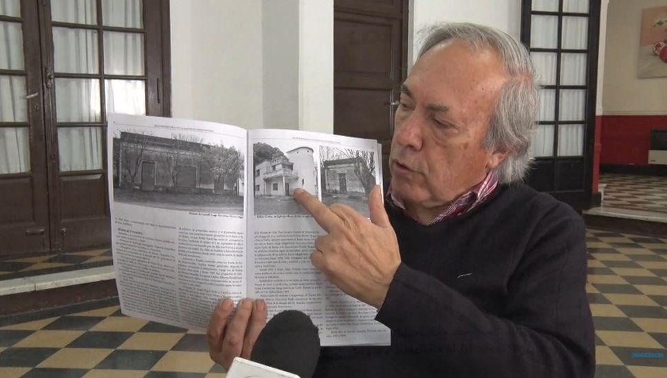Hugo Silveira y las autoridades municipales presentarán la revista durante los festejos por el 108º aniversario.