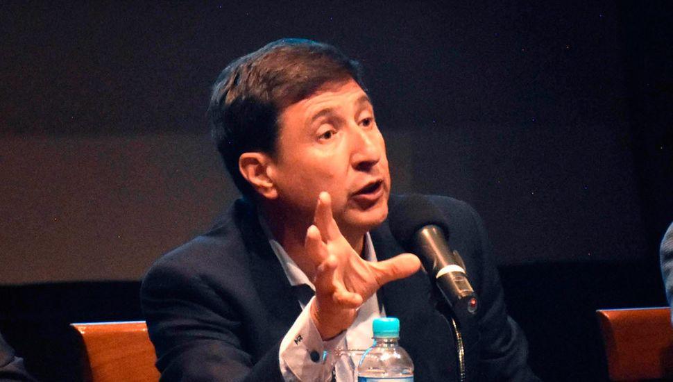 El ministro de Desarrollo Social de la Nación, Daniel Arroyo.