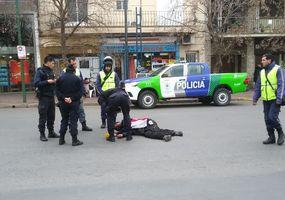 Un joven en situación  de calle fue atacado
