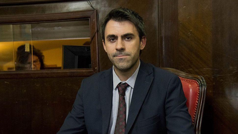 Juan Fiorini, senador bonaerense (PRO).