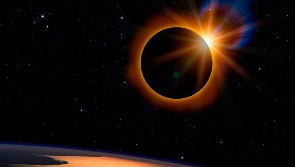 El eclipse solar que se podrá ver únicamente en Junín y Rojas