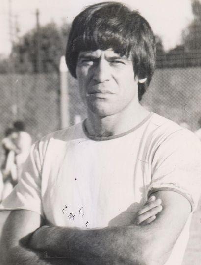 Aldo Ramón González, recordado goleador, falleció ayer a los 68 años.