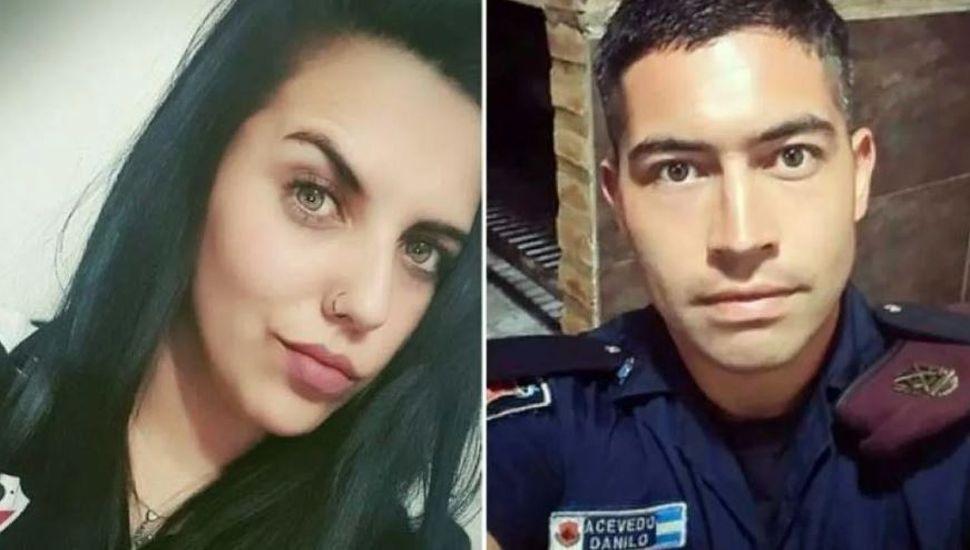 Murió el oficial que asesinó a su novia policía en La Plata