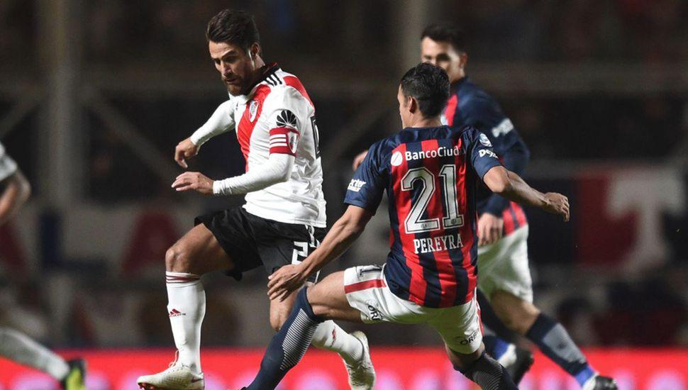 River y San Lorenzo siguen sin ganar: anoche igualaron en el Nuevo Gasómetro